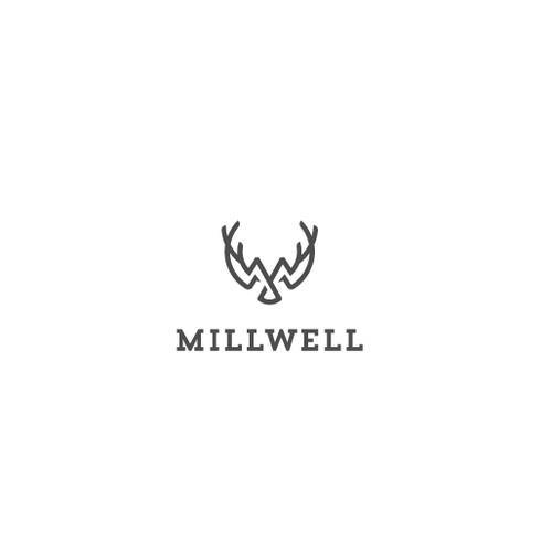 Deer logo for Millwell