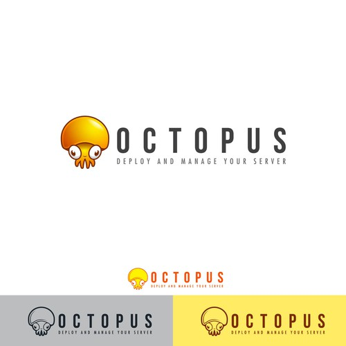 logo design for Octopus
