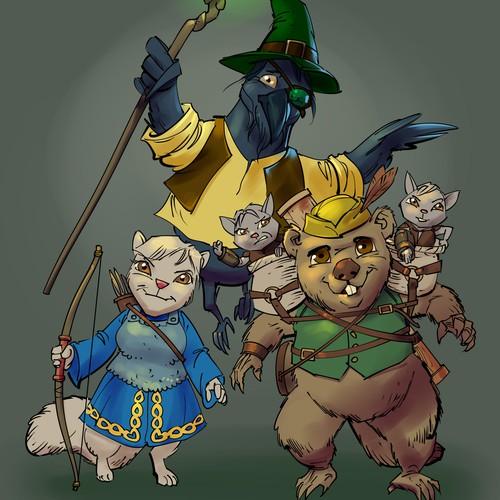 fantasy magical animals
