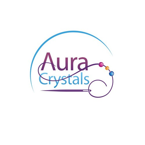 logo for Aura Crystals