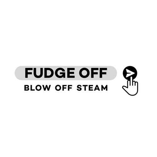 Logo for Fudge Off