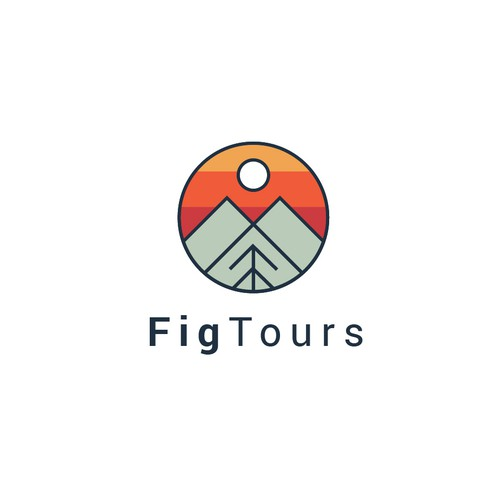 Fig Tours logo