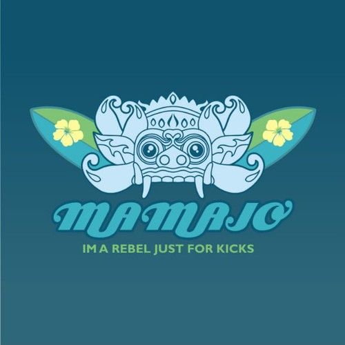 Logo for Mamajo