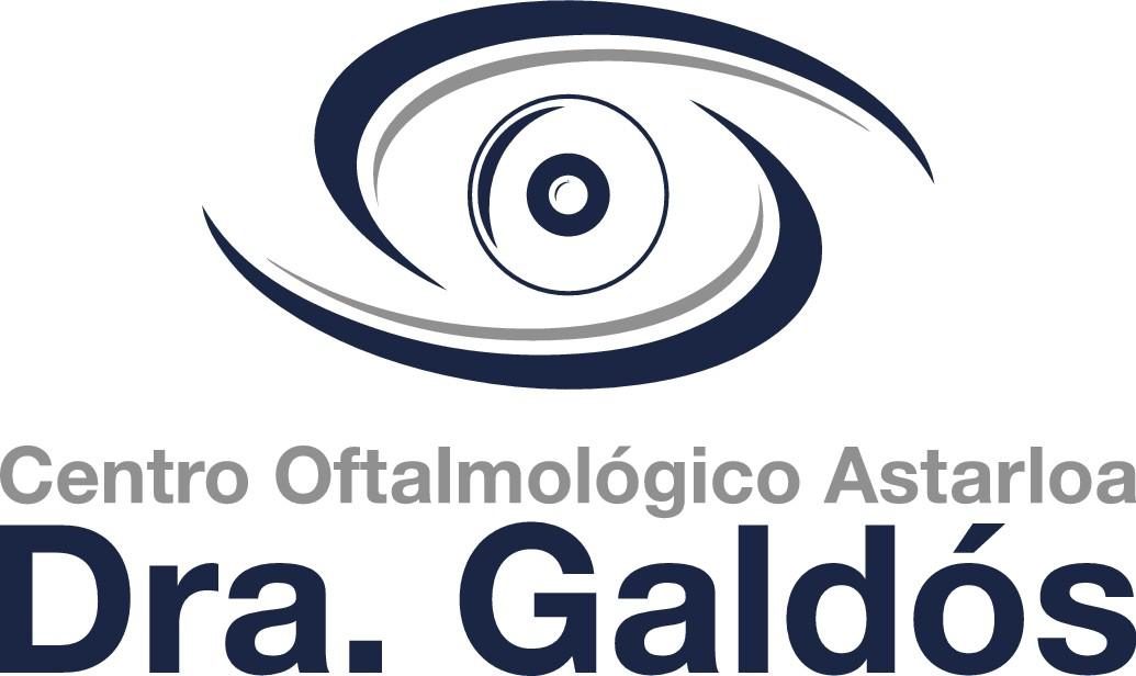 """Crea un logo para el """"Centro Oftalmológico Astarloa. Dra. Galdós"""""""