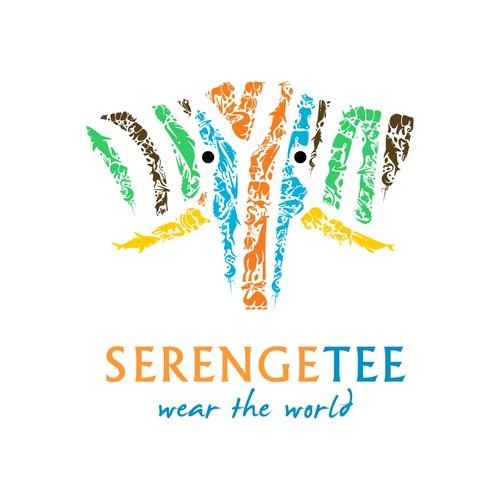 Serengetee logo variation