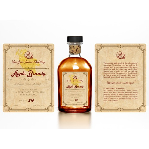 Best Apple Brandy in the U.S.