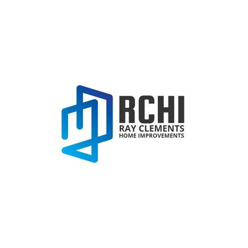 Clean logo for Home Improvements company