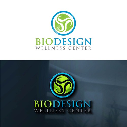 Bold logo contest for biodesign