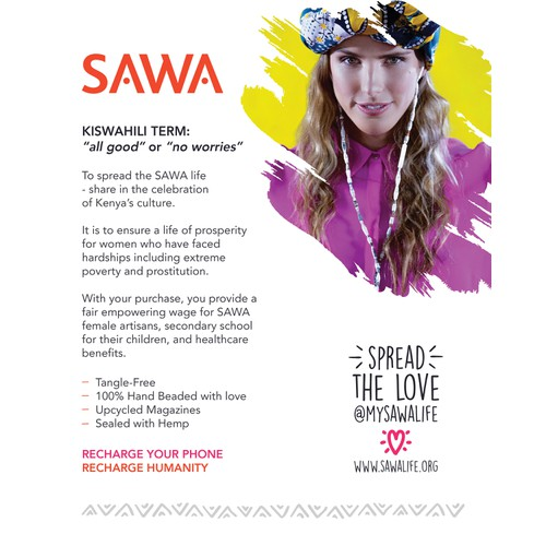 Sawa One Pager