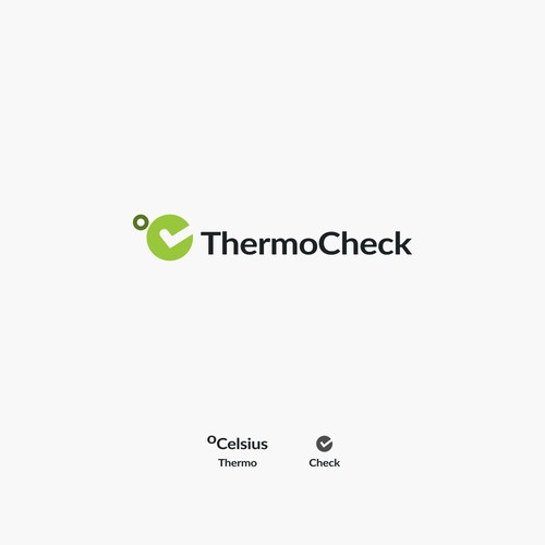 Logo for thermo device