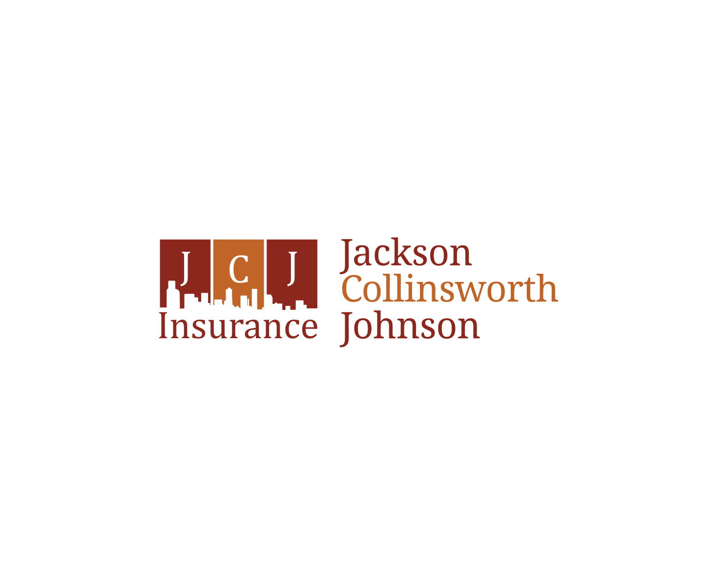 Update existing logo for commerical insurance agency.