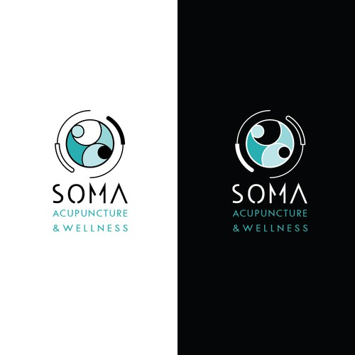 Logo for Acupuncture Wellness clinic