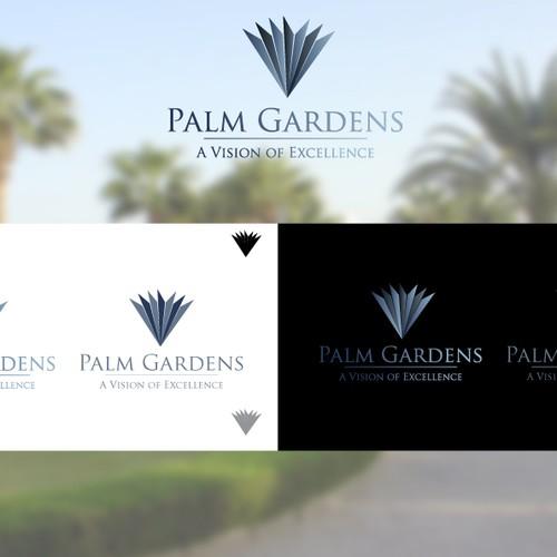Mordern logo for property developer