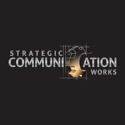 Create the next logo for Strategic Communication Works