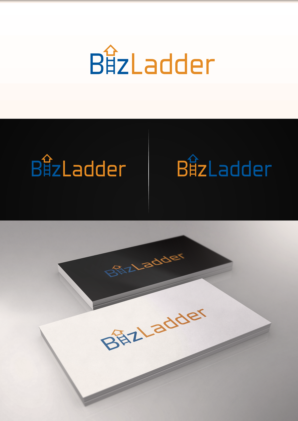 Creative Logo Needed For BizLadder Web Services!