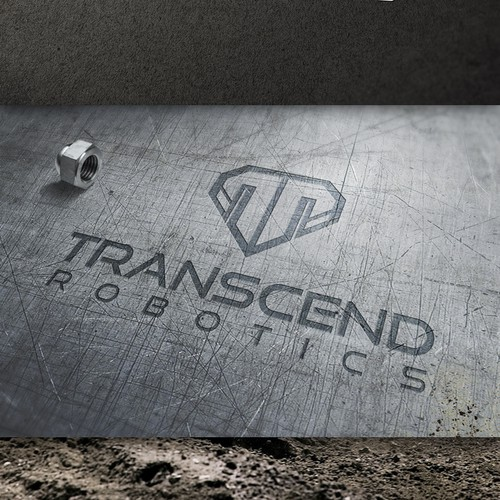 ":: Logo Design for ""TRANSCEND ROBOTICS"""