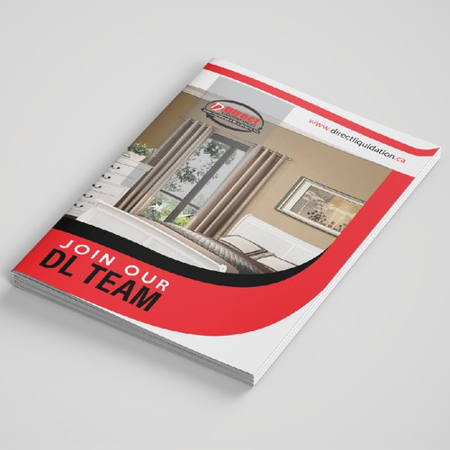 half fold  brochure a4 size