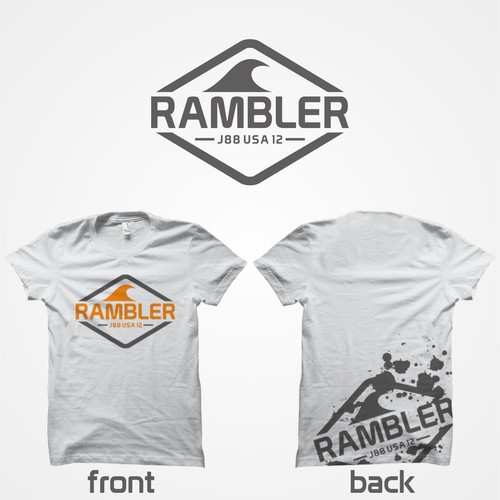 RAMBLER Sailing Team Logo Contest