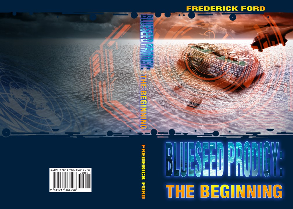 book or magazine cover for Frederick Ford