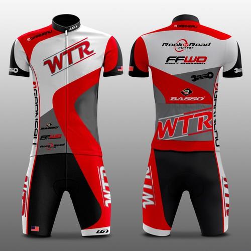WTR Cycling Kit