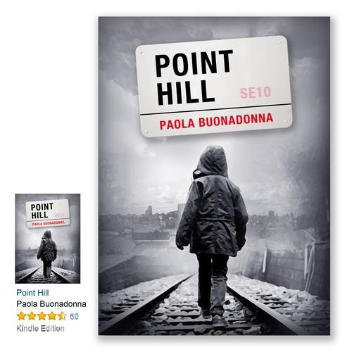 Book cover design for Paola Buonadpnna