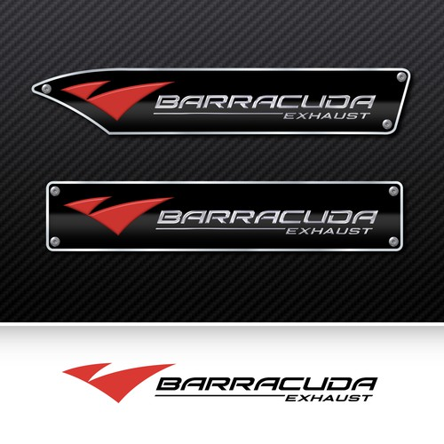Barracuda Exhaust logo