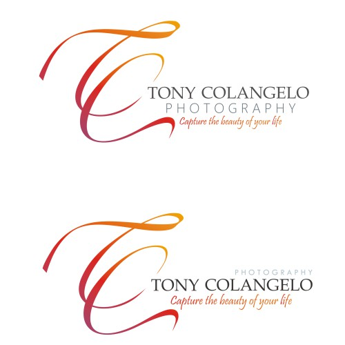 New logo wanted to help launch my dream: Tony Colangelo Photography
