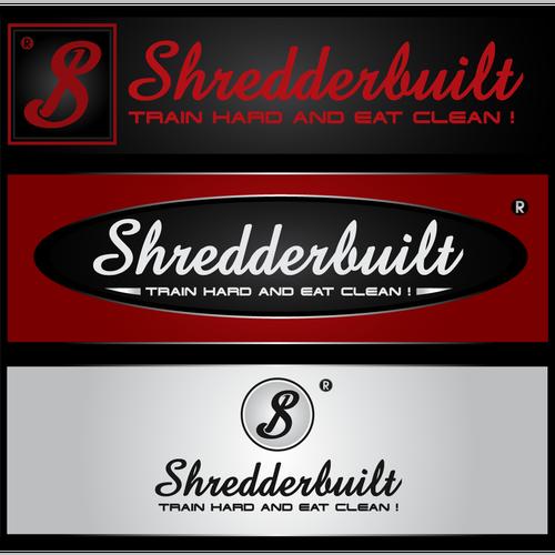 Create the next gigantic worldwide fitness  logo...Shredderbuilt