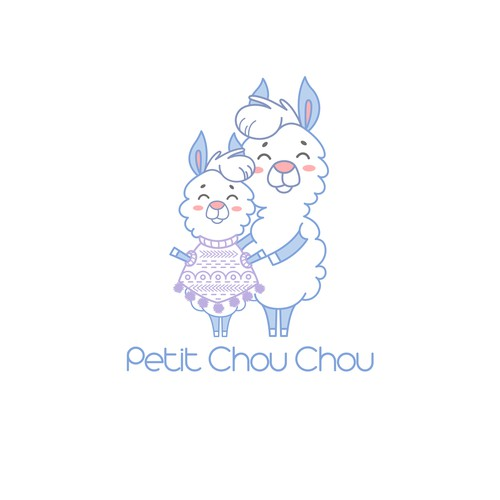 Logo design for baby clothes brand
