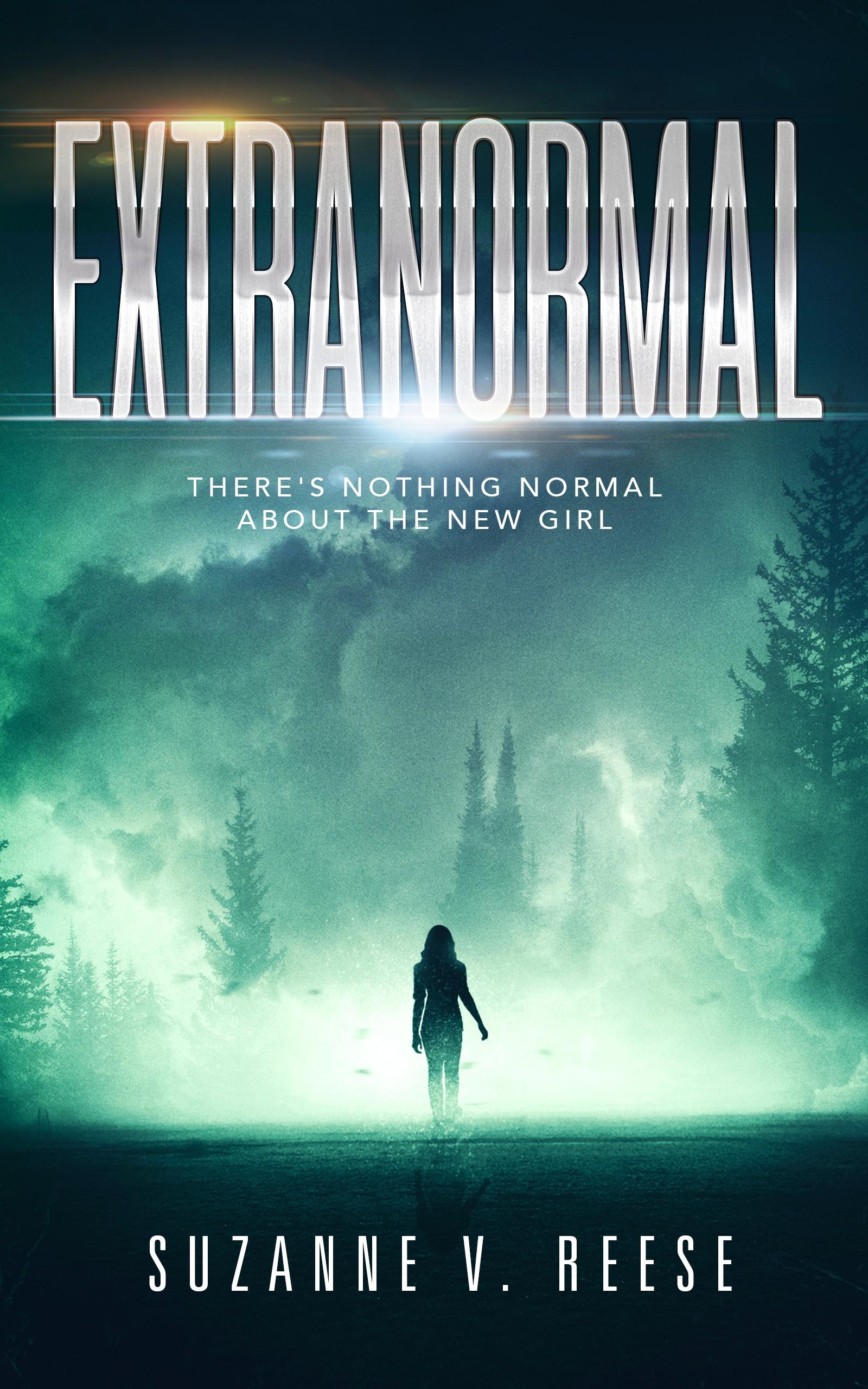 ExtraNormal Cover Design