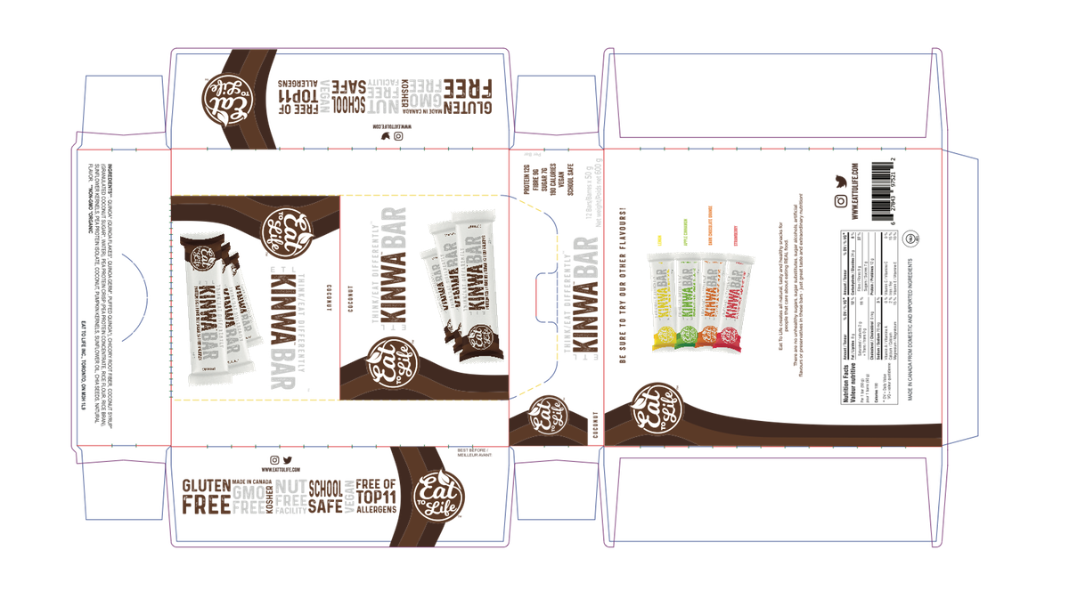 Applying Wrapper Design to 12-pk Display Box