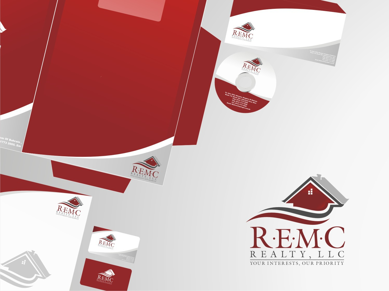 New logo wanted for REMC Realty, LLC