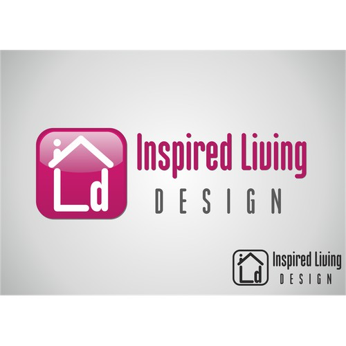 logo for Inspired Living Design