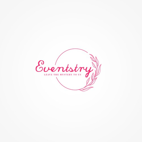 Logo for a event planning company