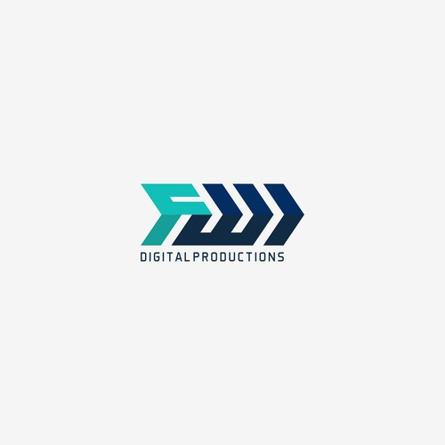 Logo for FWD digital productions