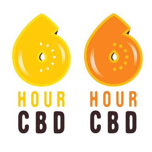 CBD oil logo
