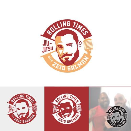 Jiu Jitsu radio talk show logo