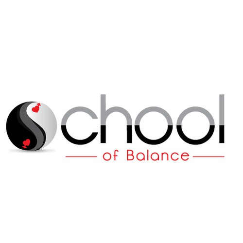 Create the next logo for School of Balance