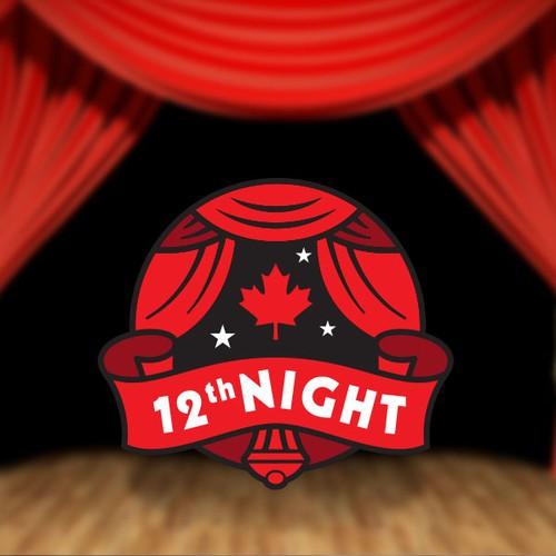 12th Night Logo
