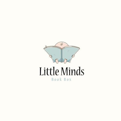 cute baby logo.
