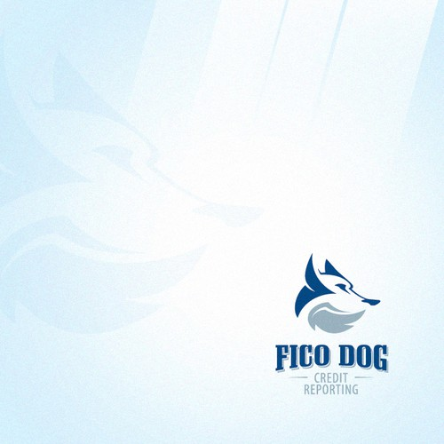 Fico Dog Logo
