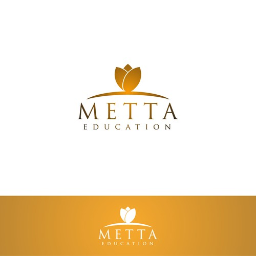 Logo Design Concept for Metta Education.