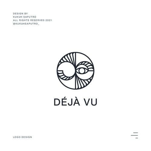 Logo Design of Déjà Vu