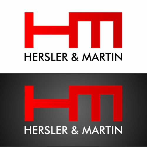 Create the next logo for Hersler & Martin