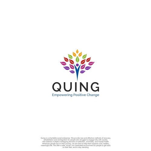 QUING EMPOWERING POSITIVE CHANGE