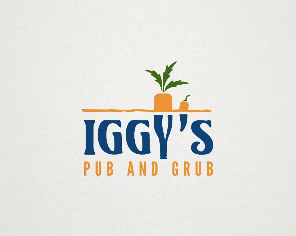 Iggy's Pub And Grub needs a new logo