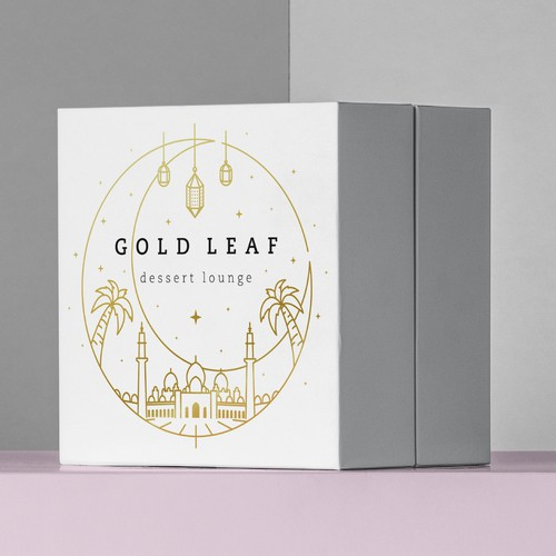 Sweet Box - Gold Leaf