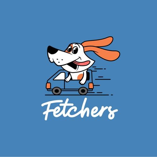 Logo for Fetchers