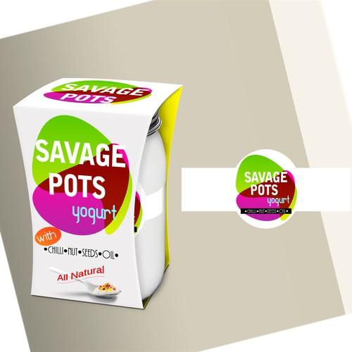 savage pots