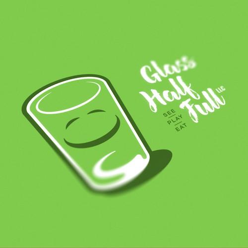 Glass Half Full Logo